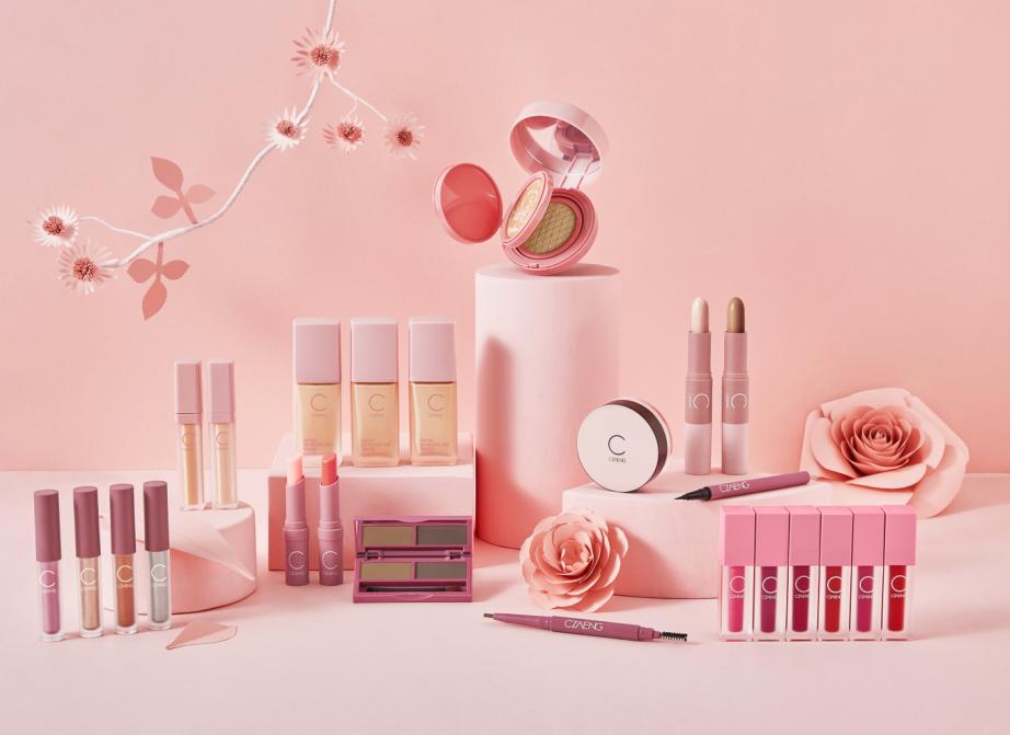 品牌全新升级,瓷妆要将潮流彩妆做到极致!